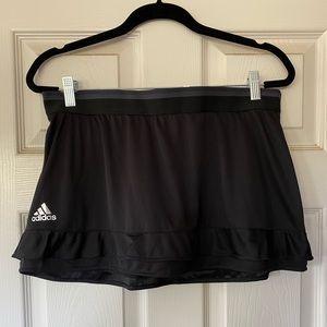 Adidas Black Performance Skort NWT size L